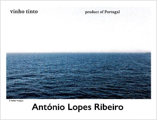 Antonio Lopes Ribeiro Vinho Tinto