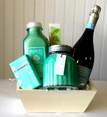 Gift Basket - Wine Spa Premier