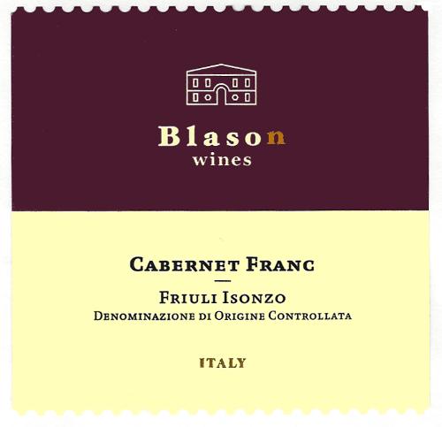 Blason Cabernet Franc