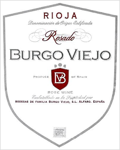 Burgo VIejo Rioja Rose