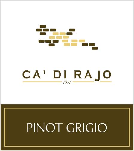 Ca' di Rajo Pinot Grigio