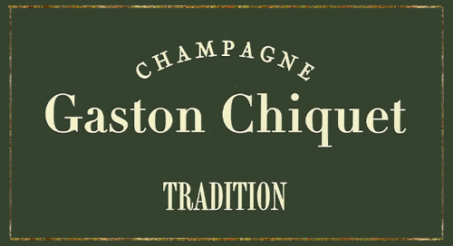 Gaston Chiquet Tradition Premier Cru Champagne