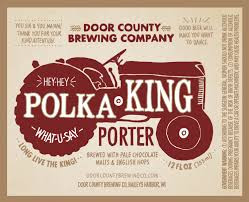 Door County Brewing - Polka King (6-pack)