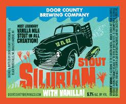 Door County Brewing - Seasonal Silurian Stout (6-pack)
