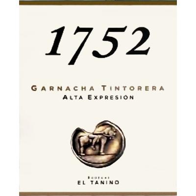 Bodegas el Tanino 1752