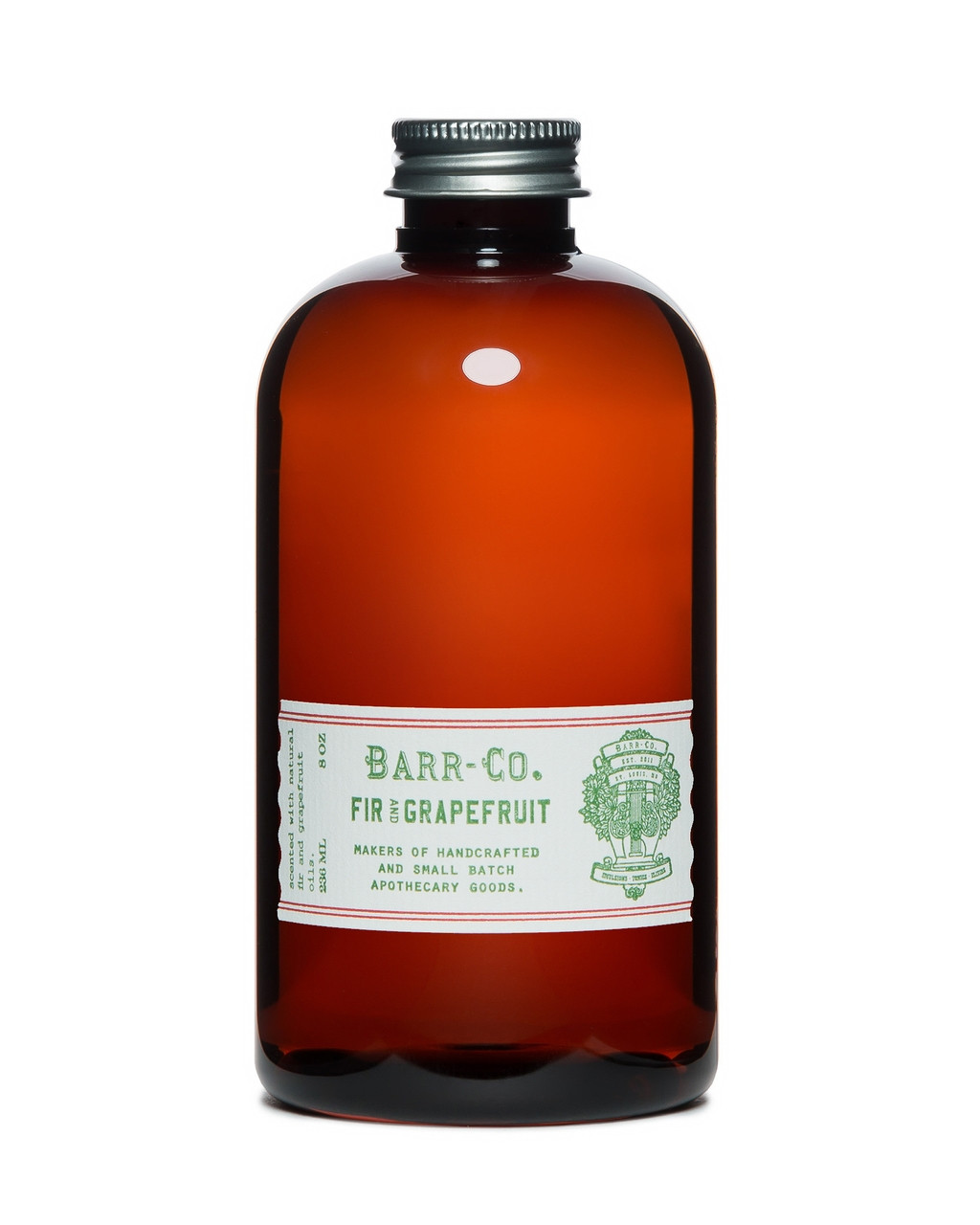 Barr-Co. Fir & Grapefruit Diffuser Refill (8oz)
