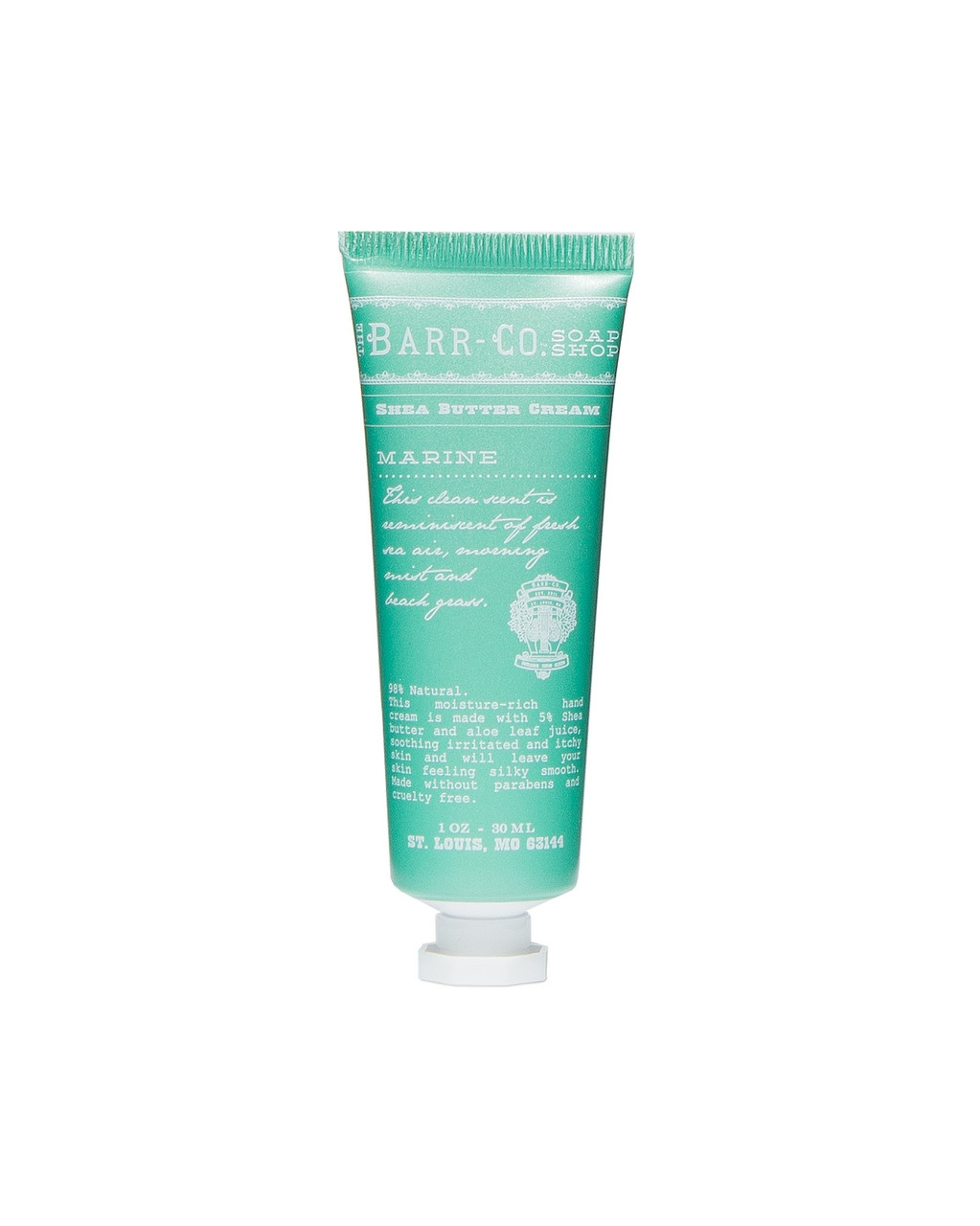 Barr-Co. Marine Mini Hand Cream