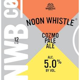 Noon Whistle Brewing - Cozmo Pale Ale (6-pack)