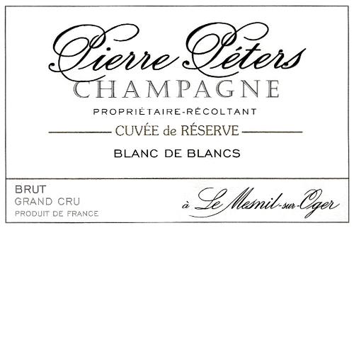 Pierre Peters Grand Cru Cuvee de Reserve
