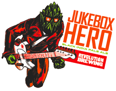 Revolution Brewing Jukebox Hero