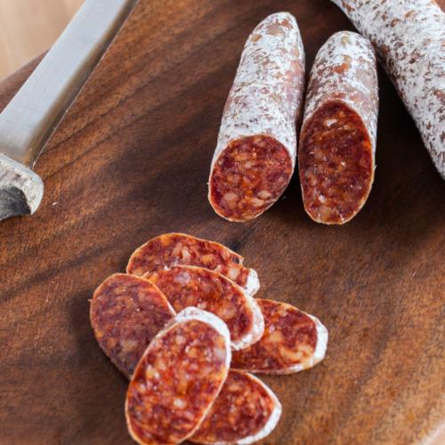 Underground Meats Spanish Chorizo