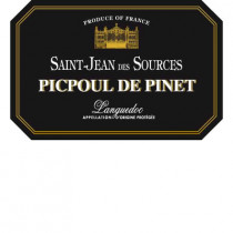 Saint Jean de Sources Picpol de Pinet