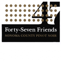 47 Friends Pinot Noir