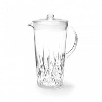 Pitcher - Acrylic (Crystal Cut Design)