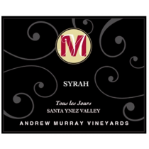 Andrew Murray Syrah Tous les Jours