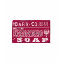 Barr-Co. Berry Shea Butter & Olive Oil Bar Soap