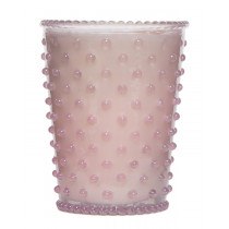 Hobnail Candle - Beach Plum (Large)
