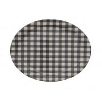 Platter - Black Gingham