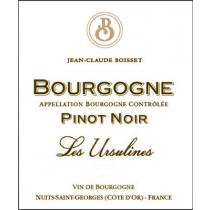 """JC Boisset Bourgogne Pinot Noir """"les Ursulines"""""""