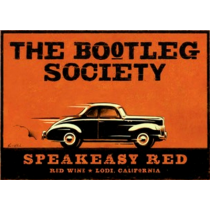 The Bootleg Society Speakeasy Red