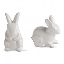 Salt & Pepper Shakers - Bunny