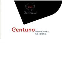 """Canicatti """"Centuno"""" Nero d'Avola"""