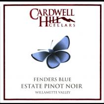 Cardwell Hill Cellars Fenders Blue Pinot Noir