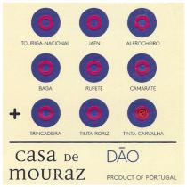 Casa de Mouraz Dao Tinto