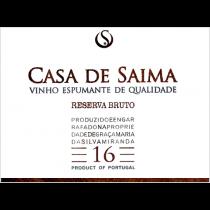 Casa de Saima Vinho Espumante Reserva Bruto