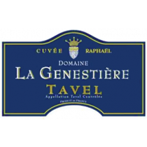 Chateau la Genestiere Tavel Rose
