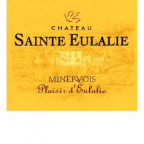 Chateau Sainte-Eulalie Plaisir d'Eulalie