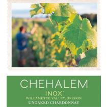 "Chehalem ""Inox"" Unoaked Chardonnay"
