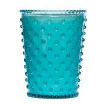 Hobnail Candle - Cucumber Gin (Large)