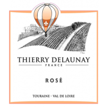 Delauney Grand Ballon Rose