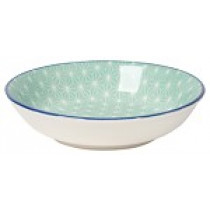 Bowl - Small Bowl Blue Stars