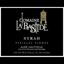 Domaine la Bastide Syrah VV