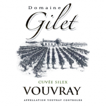 Domaine Gilet 'Cuvee Silex' Vouvray