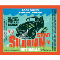 Door County Brewing - Seasonal Silurian Stout (6-pack)