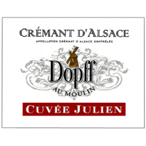 Dopff au Moulin Cuvee Julien Cremant d'Alsace