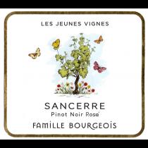 Famille Bourgeois 'les Jeunes Vignes' Sancerre Rose