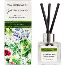 Via Mercato, Fresh Herbs Petite Diffuser