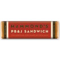 Hammonds' Chocolate Bar - PB & J Sandwich