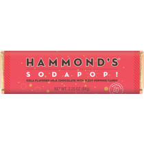 Hammonds' Chocolate Bar - Sodapop