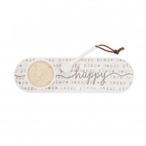 Platter - Happy Dip and Tray Set
