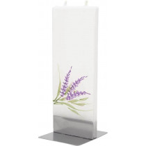 Flat Candle - Lavender