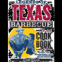 Legends of Texas Barbecue Cookbook (Book)