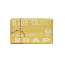Barr-Co. Lemon Verbena Shea Butter & Olive Oil Bar Soap