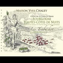Yves Chaley Les Trabuchots Hautes-Côtes de Nuits Bourgogne Chardonnay