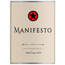 Manifesto Sauvignon Blanc