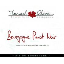 Manuel Olivier Bourgogne Pinot Noir